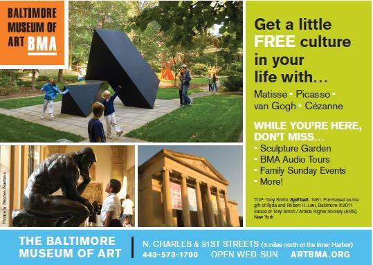 Visit Baltimore sculpture garden ad.JPG