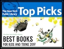 """7 Wonders"" is a NY PUBLIC LIBRARY TOP PICK!"