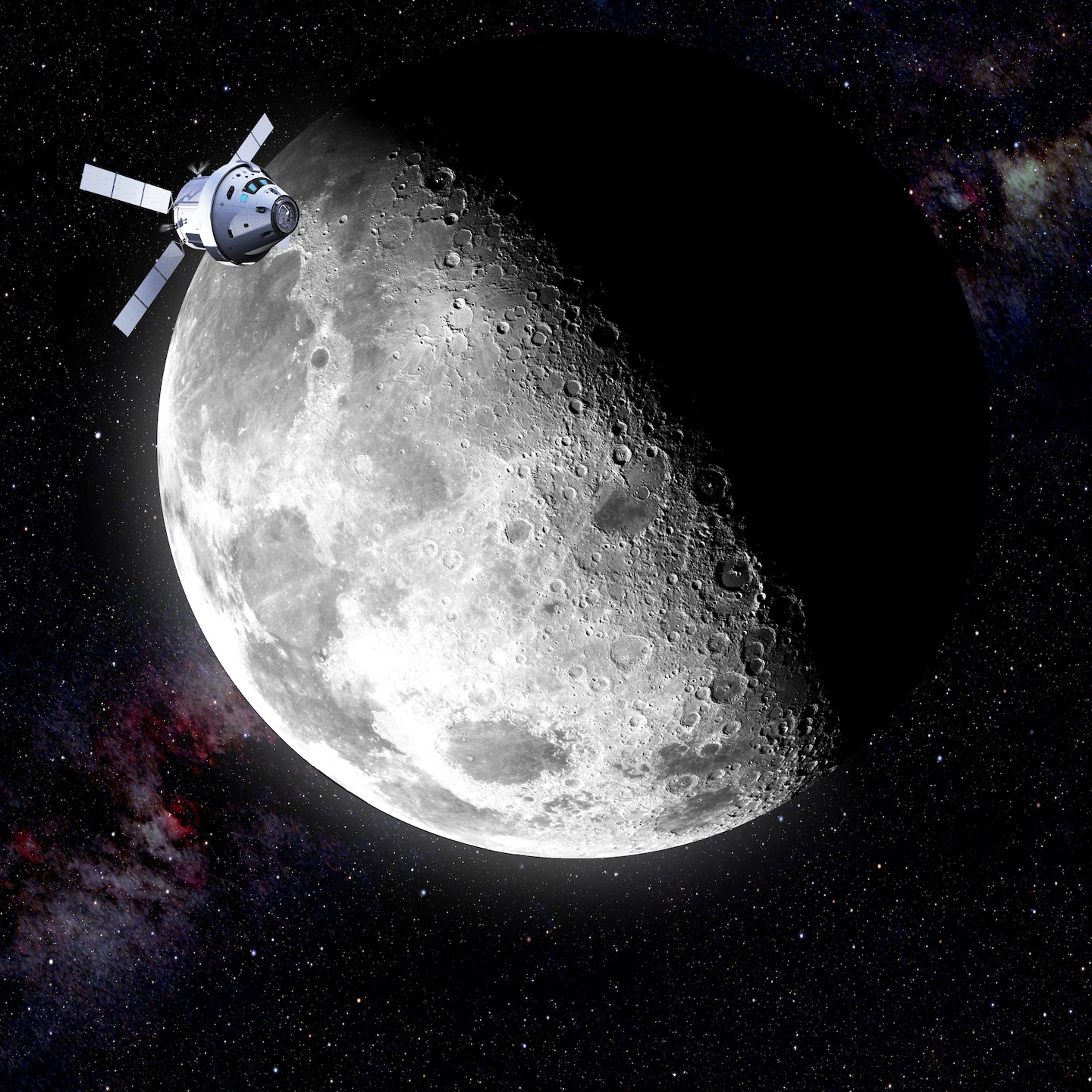 "Exploration has Begun from ""LUNA"""