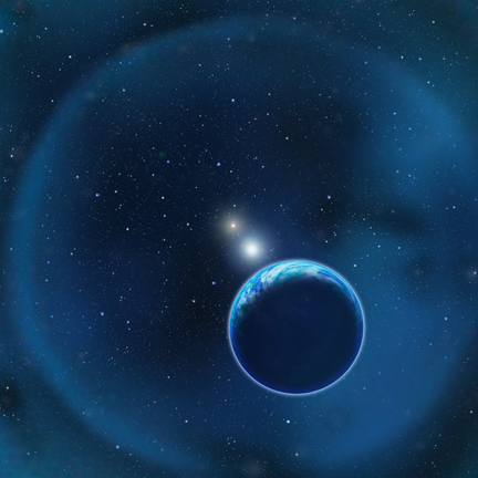 "Planet Nine from ""7 Wonders of the Solar System"""