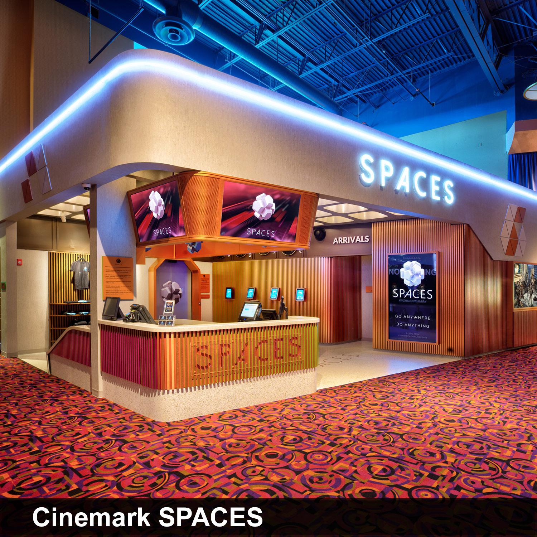 Cinemark SPACES