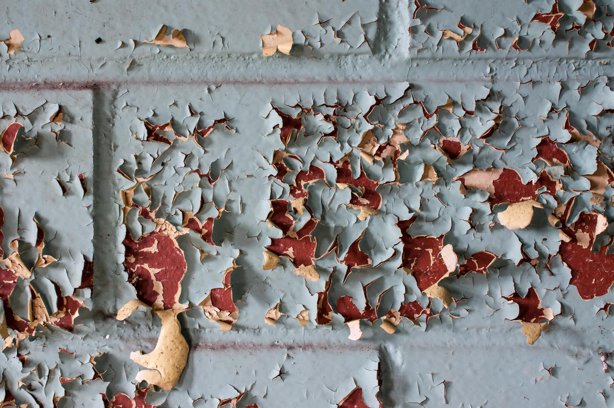 peeling paint 1