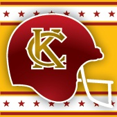 01.03.14     G  ood Luck to the Chiefs in their first round playoff game!