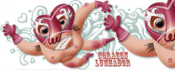"""""""Corazón Luchador I"""""""