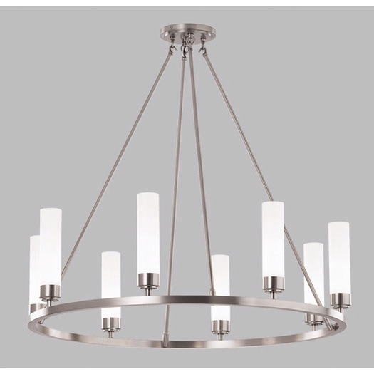 This clean design by Ilex Lighting is perfect for a more modern look.