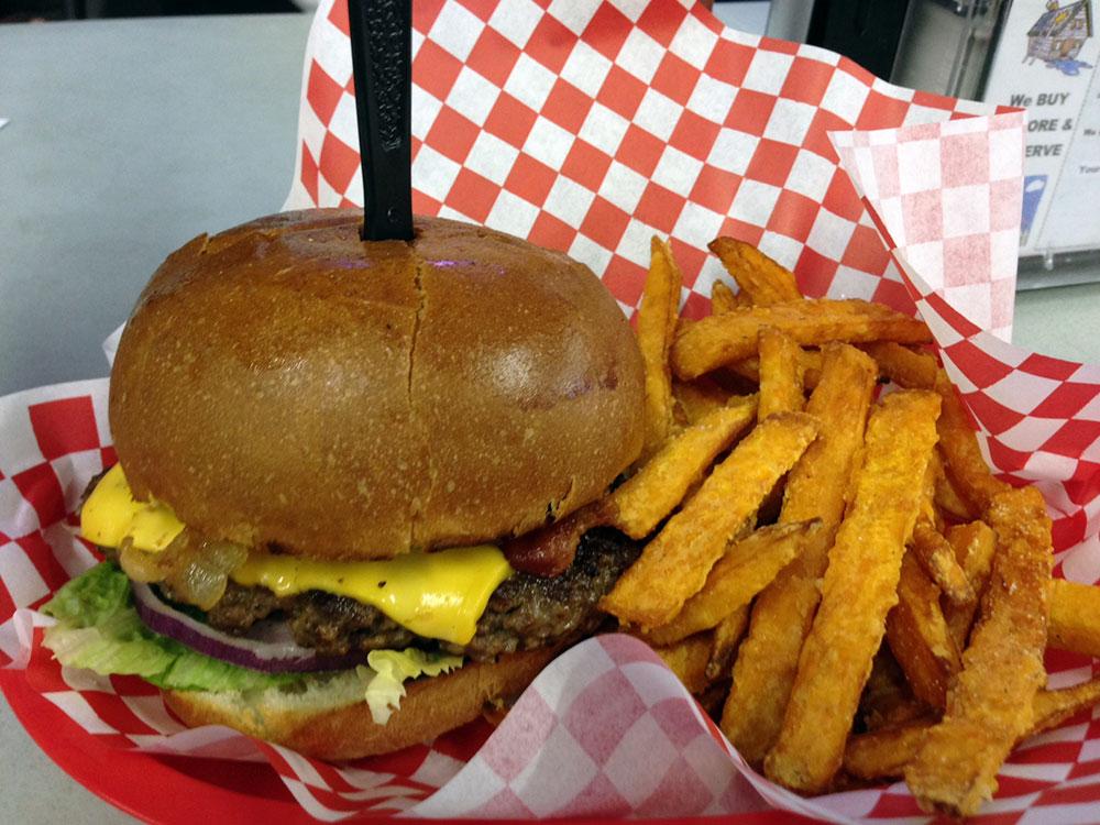 Dreamburger at Stantons