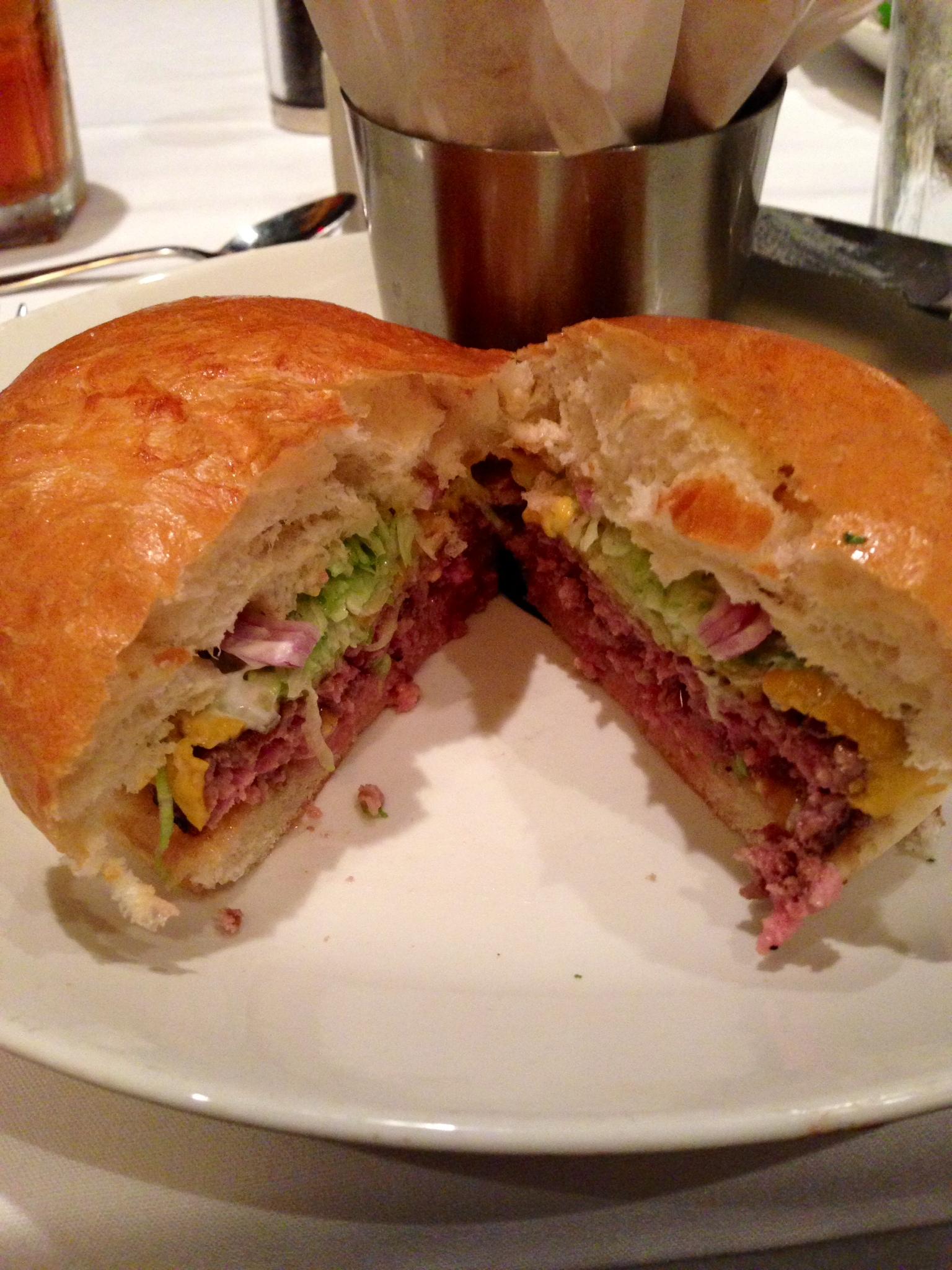 Sullivan's Steakhouse presents The American Burger