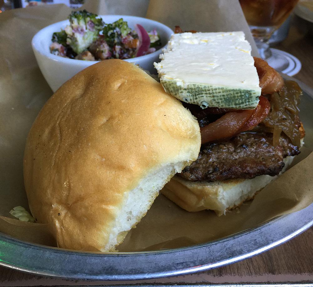 The Bavarian Blue - Dry Creek Cafe
