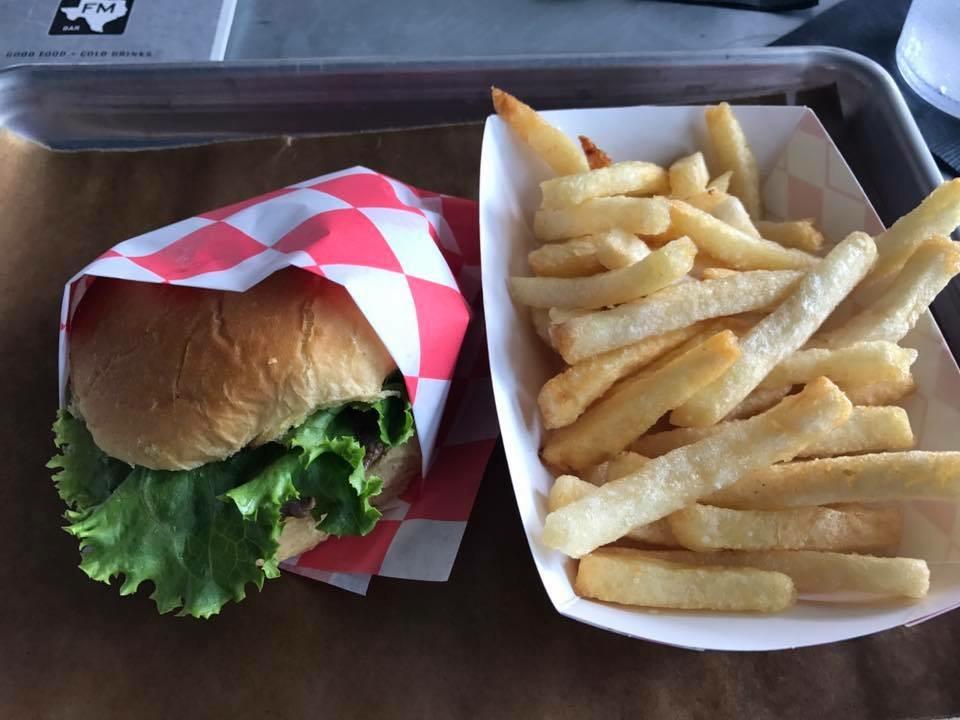 FM Burger @ FM Burger