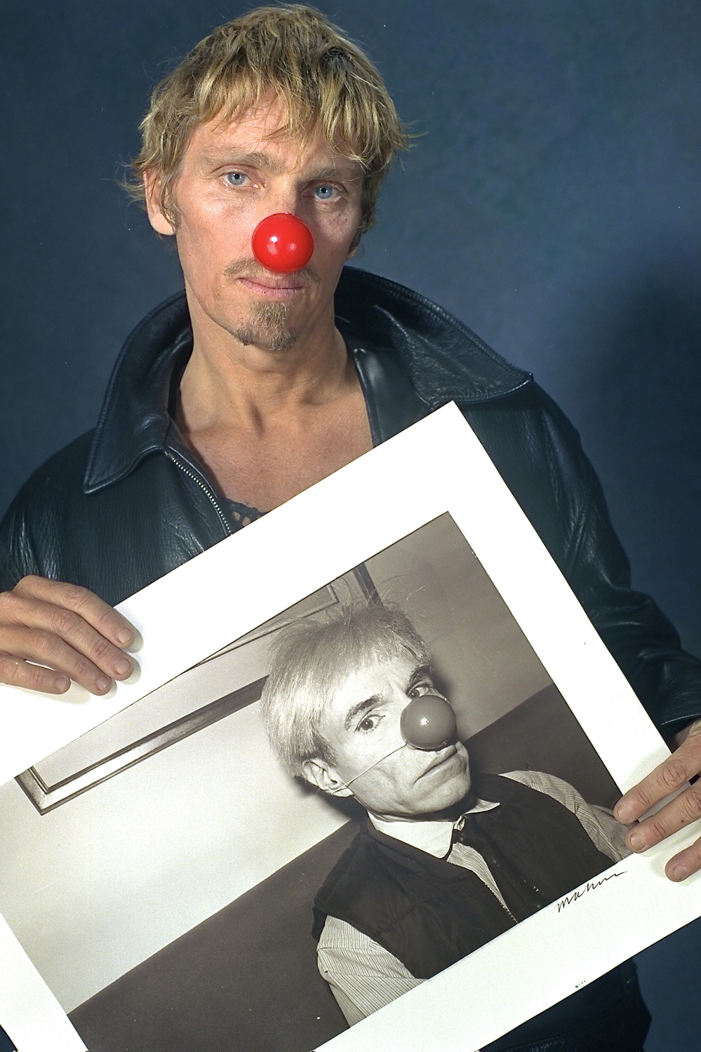 Christopher Makos, Warhol photographer
