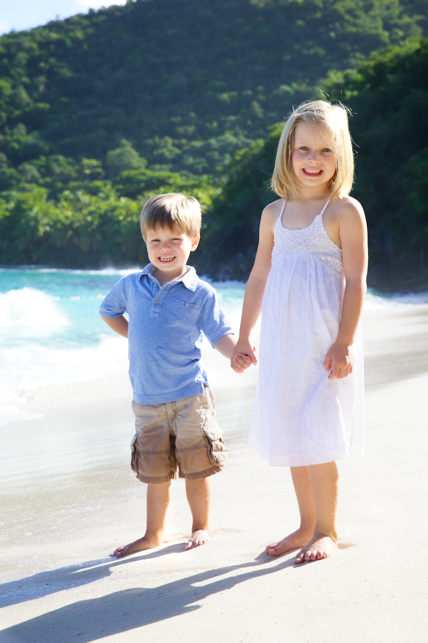family photography st thomas