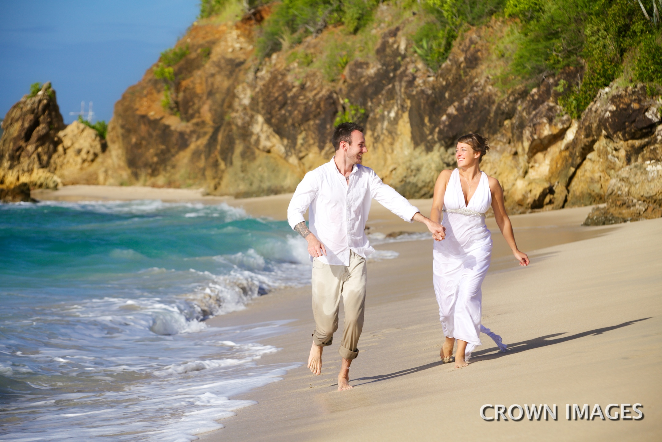 trash the dress photos on st thomas