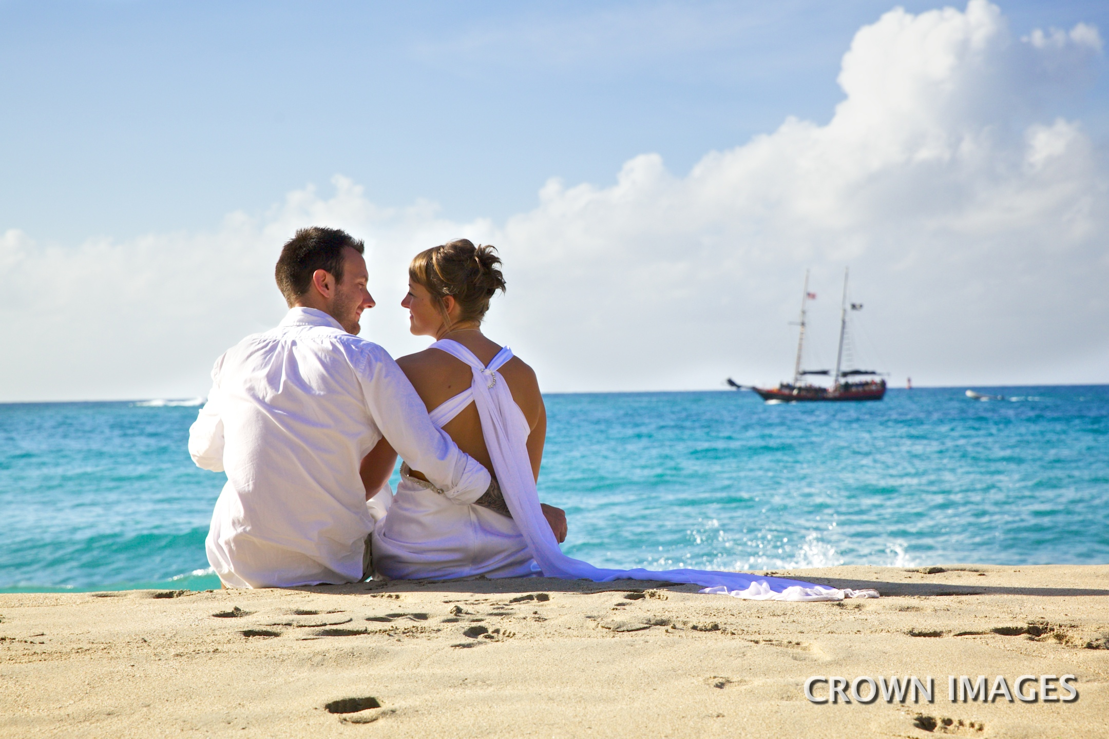 wedding on st thomas usvi