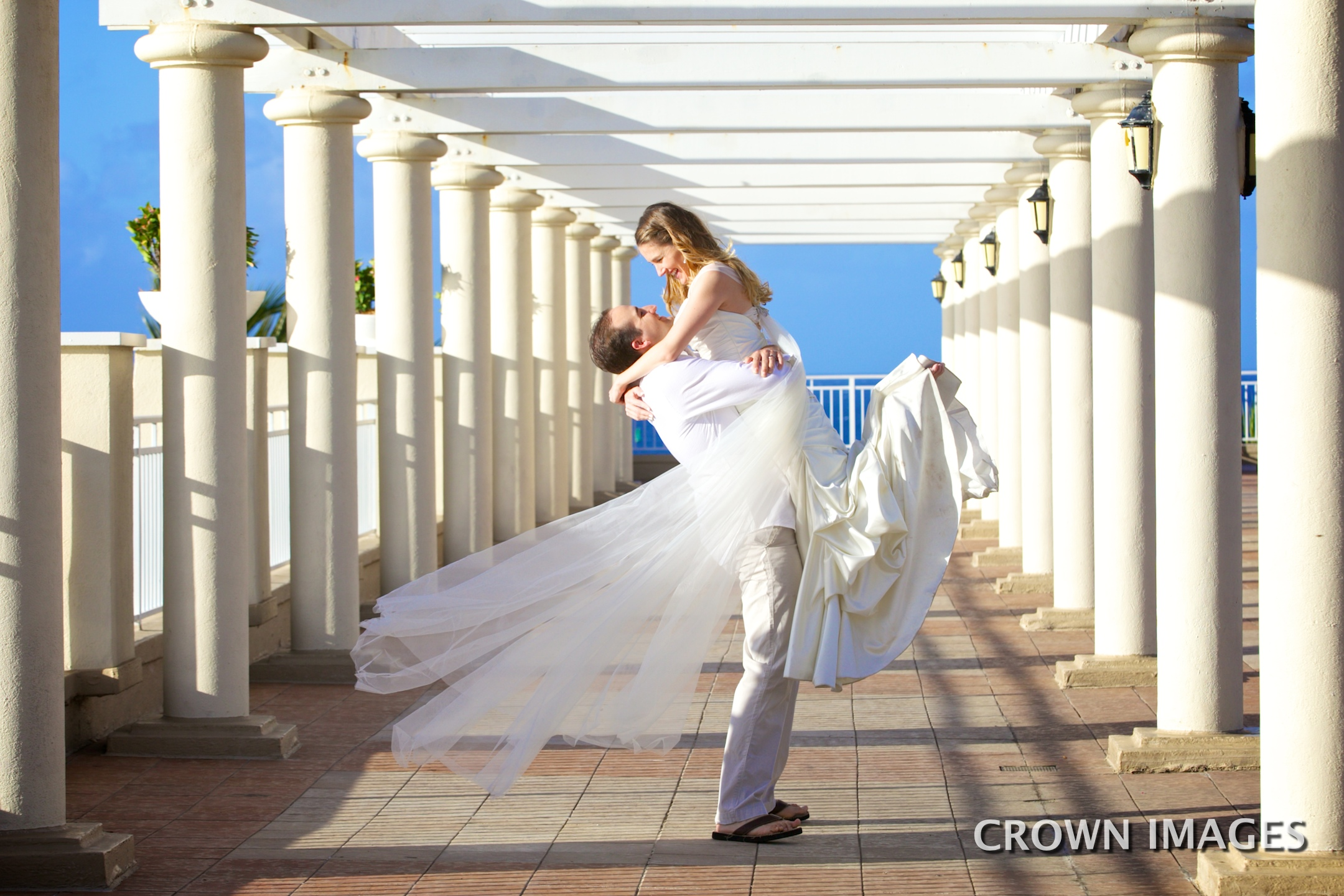 wedding photos in the us virgin islands