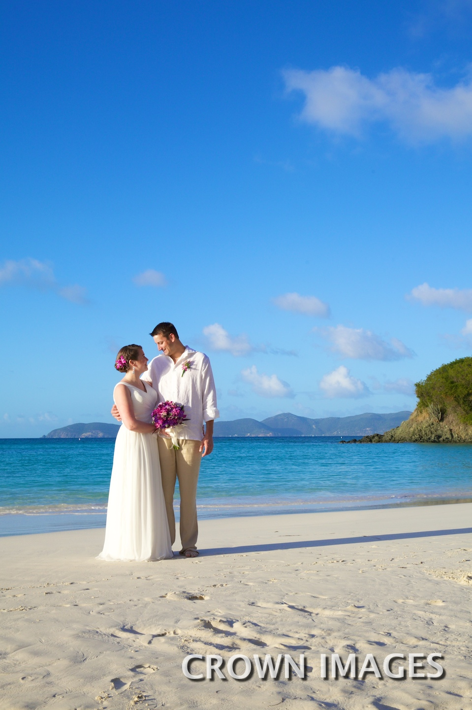wedding virgin islands