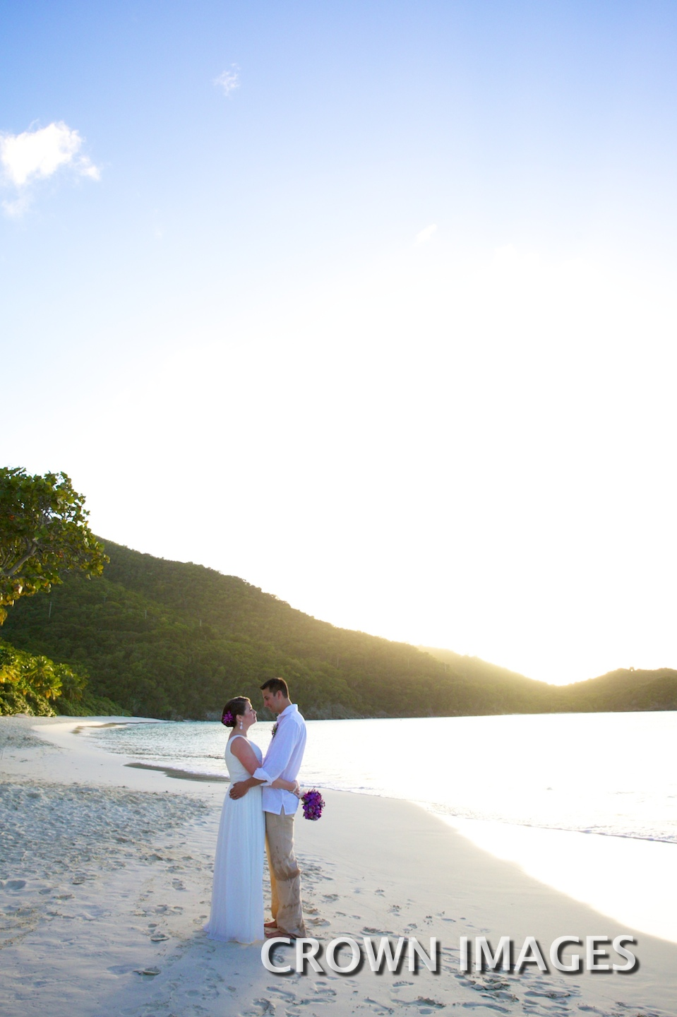 wedding photography virgin islands