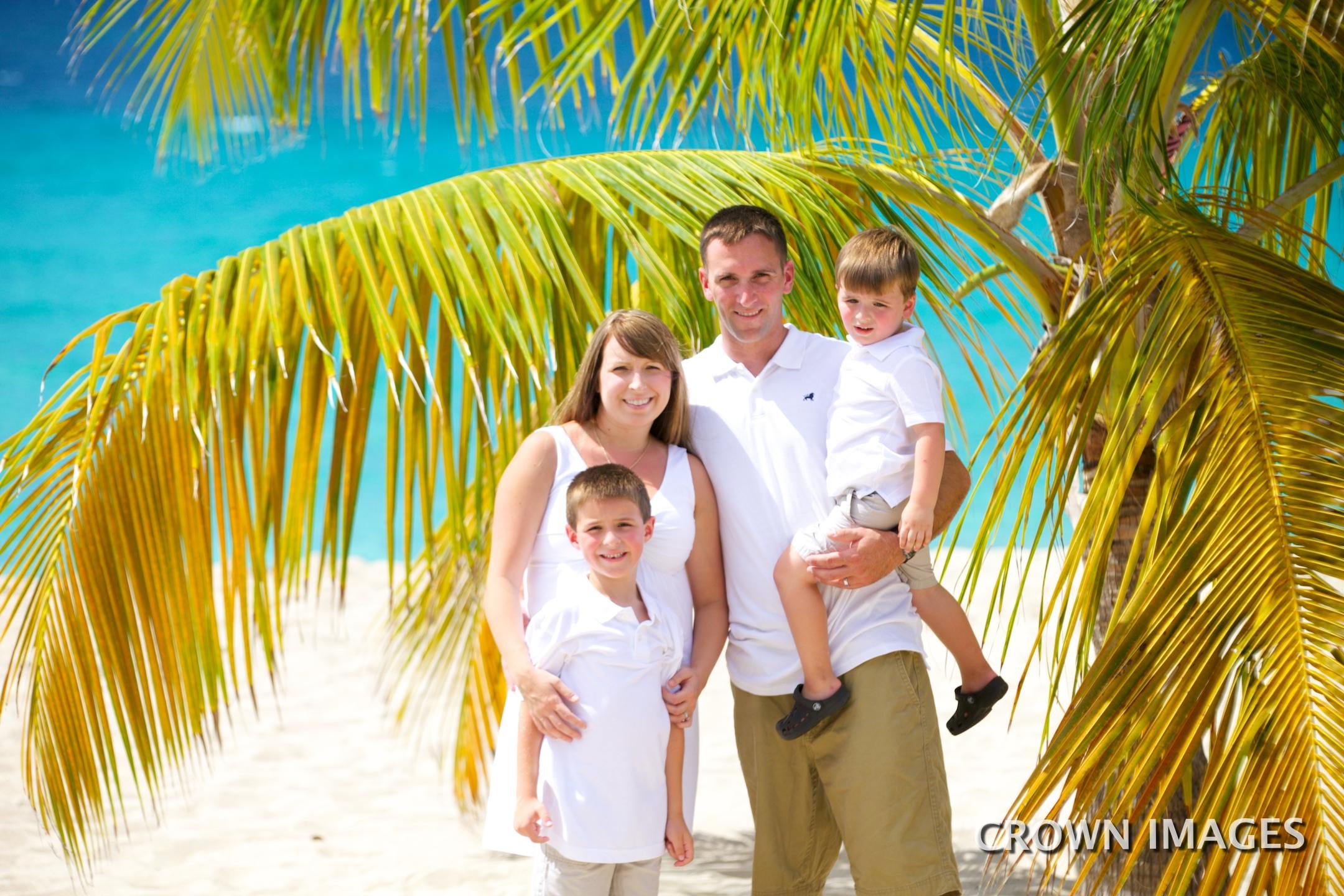 family photos virgin islands