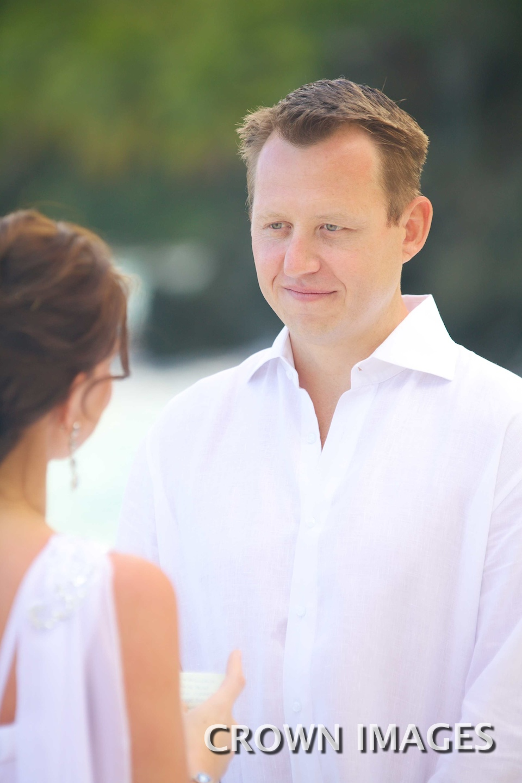 getting married on st john