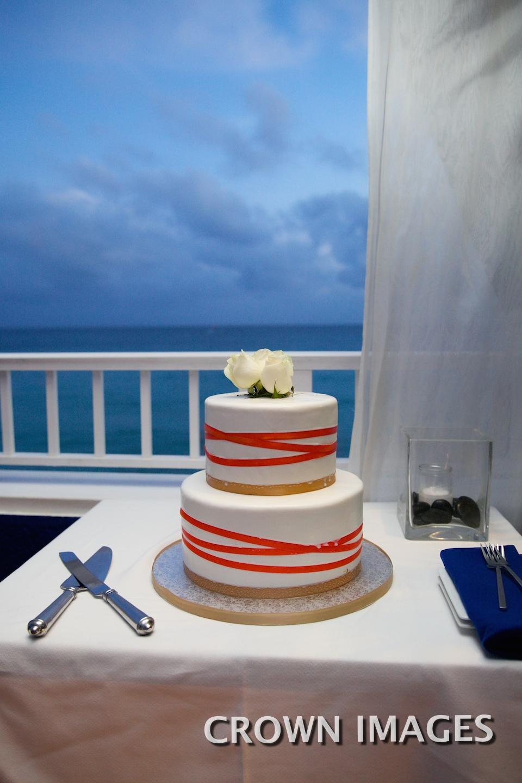 wedding cake st thomas