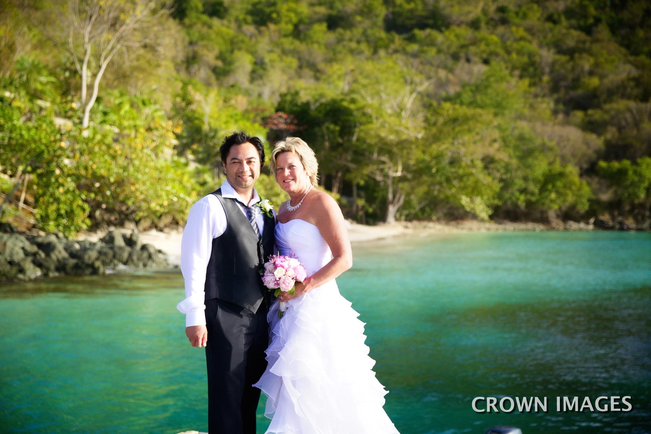 wedding photos at caneel
