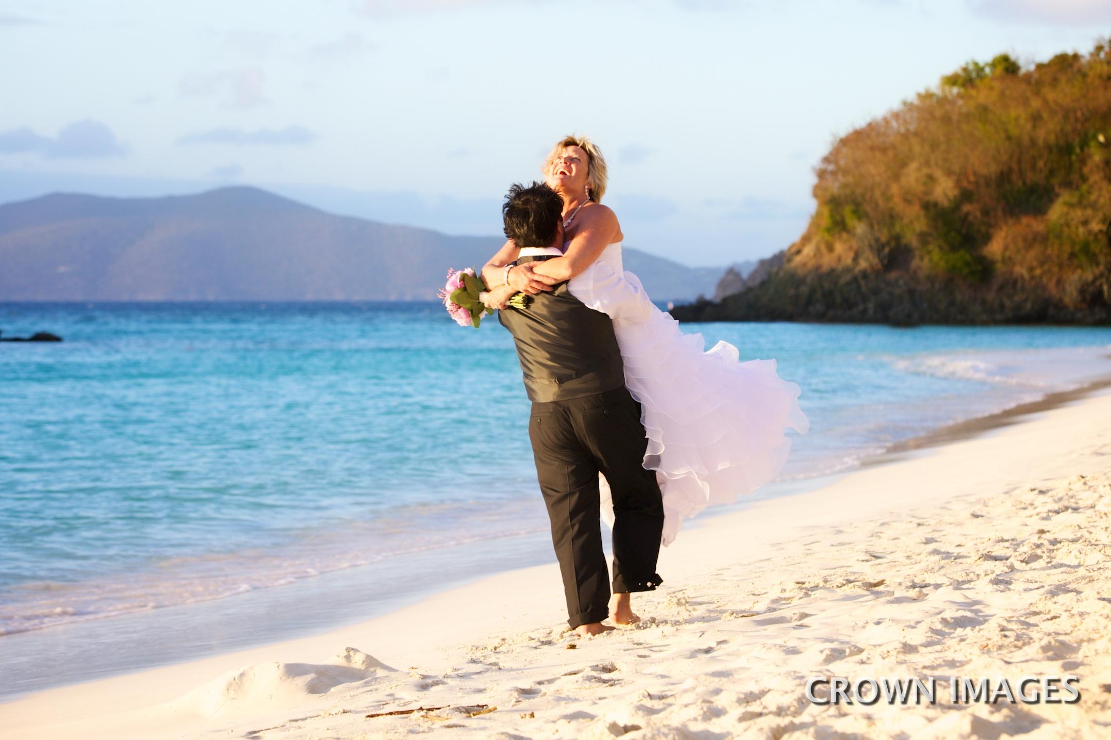 st john wedding photos
