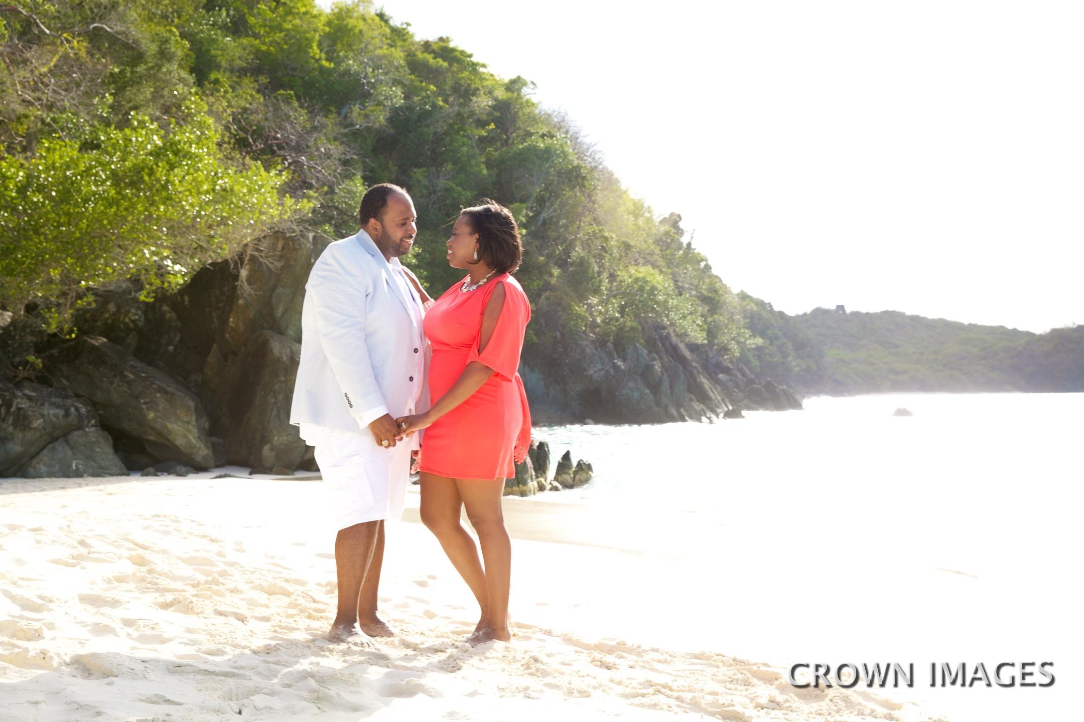 professional photos on the beach