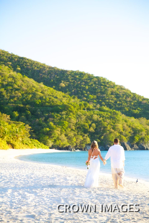 wedding in the virgin islands