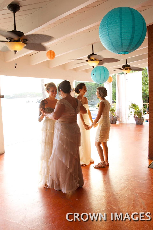 wedding dance virgin islands