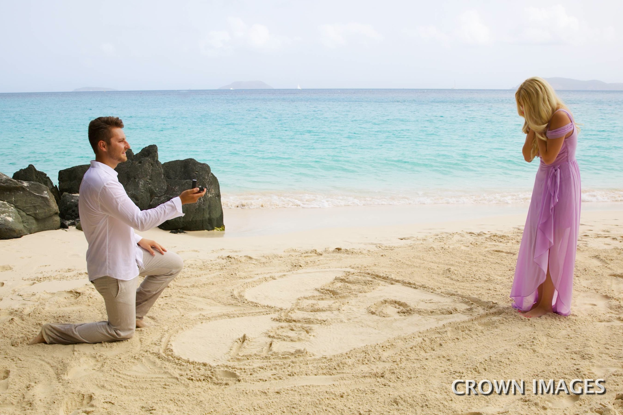 will you marry me virgin islands