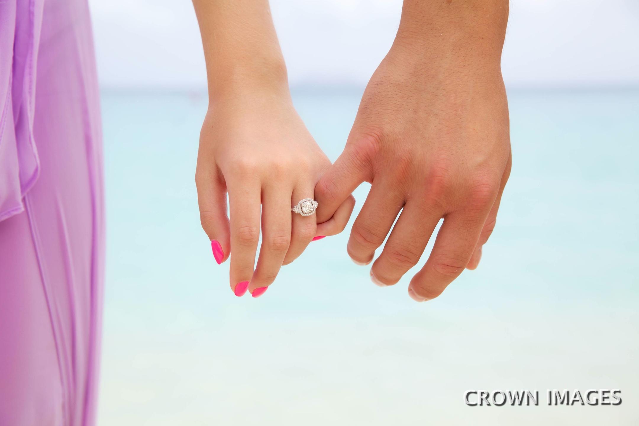 engagement photos virgin islands