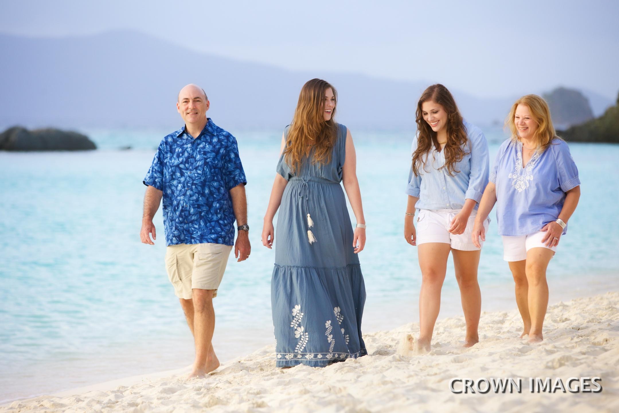 family photo session st john