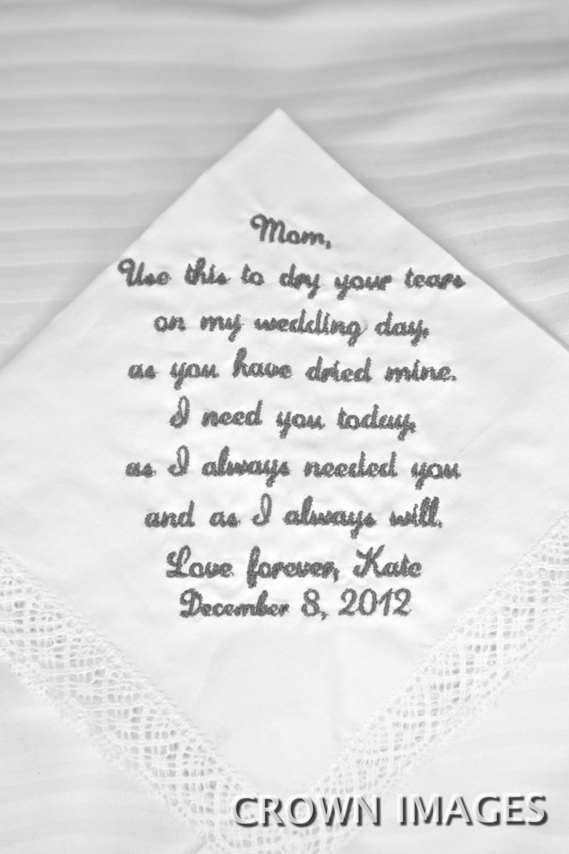 wedding gift for mom