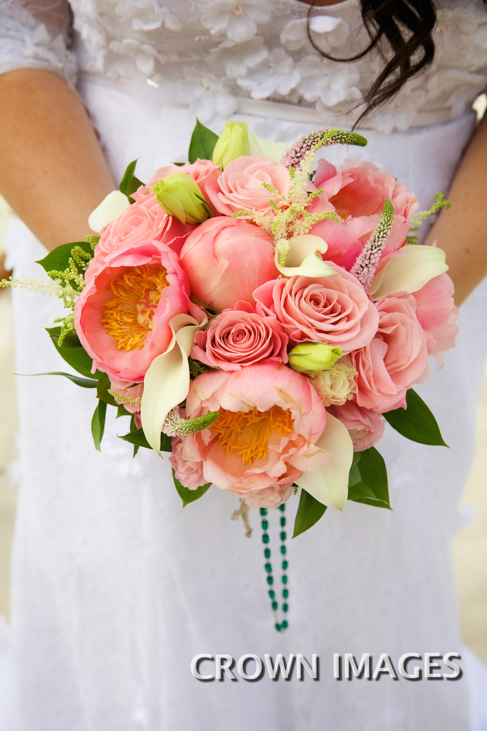 wedding bouquet st thomas