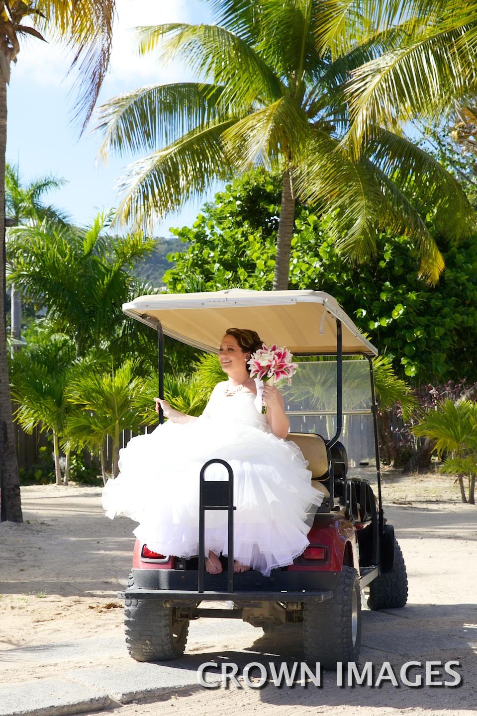 st thomas bride