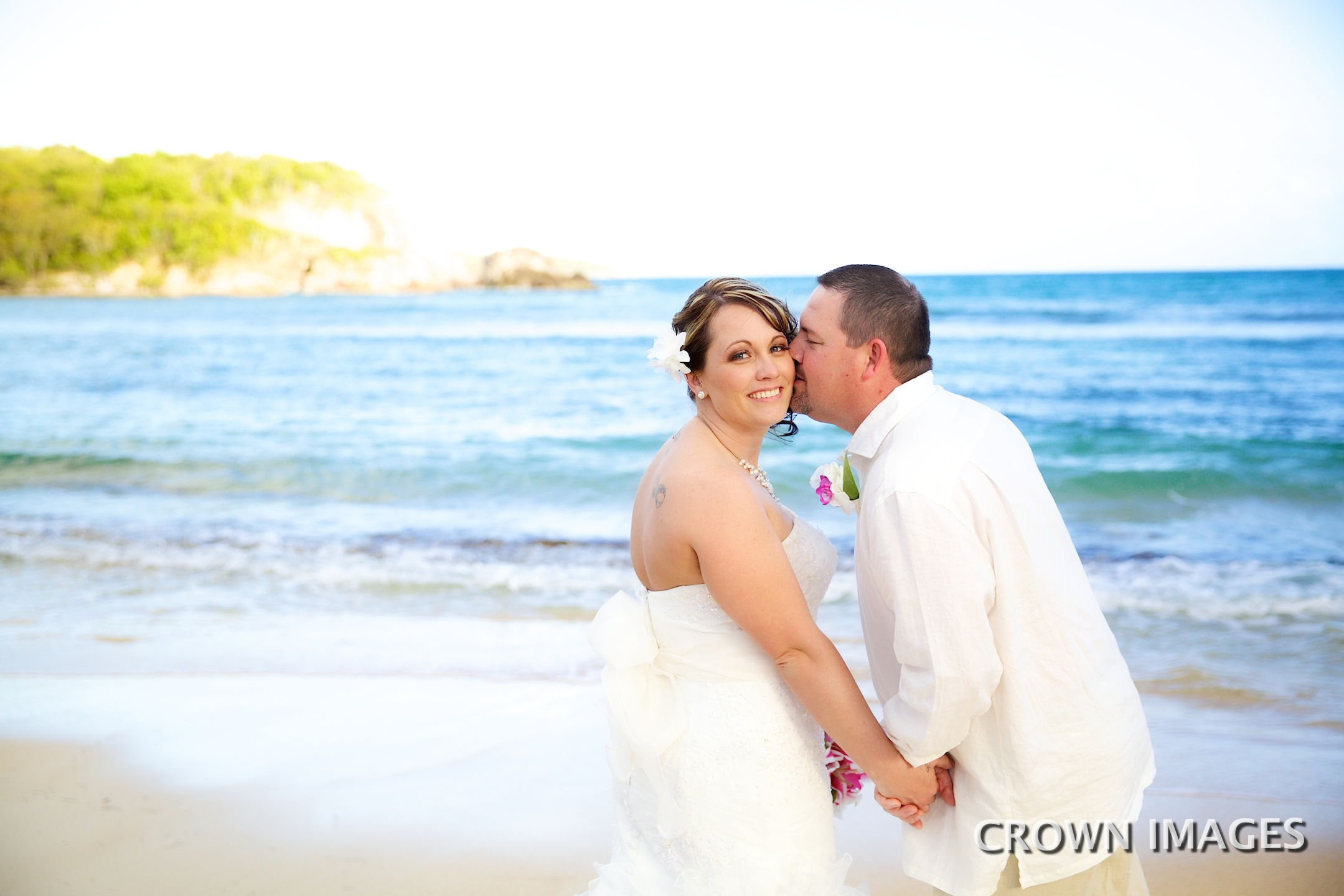 wedding photos st thomas