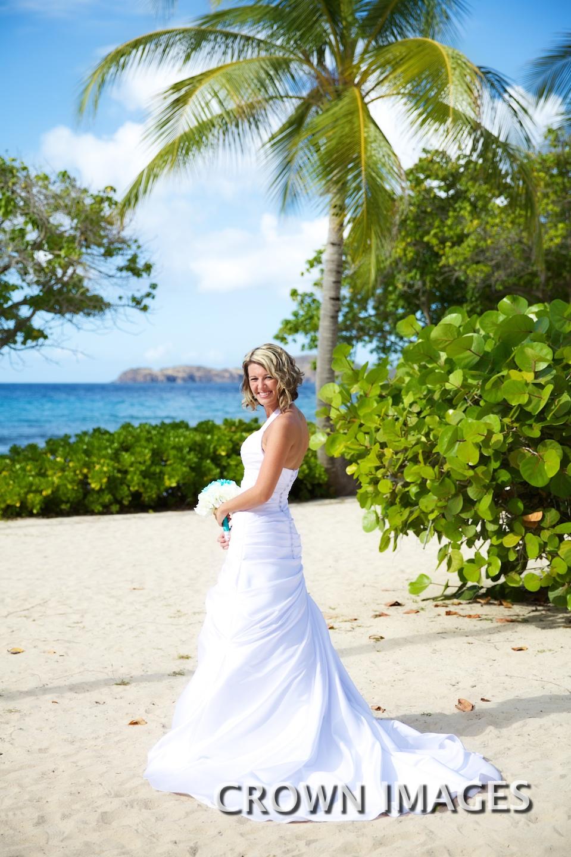 bridal photos st thomas