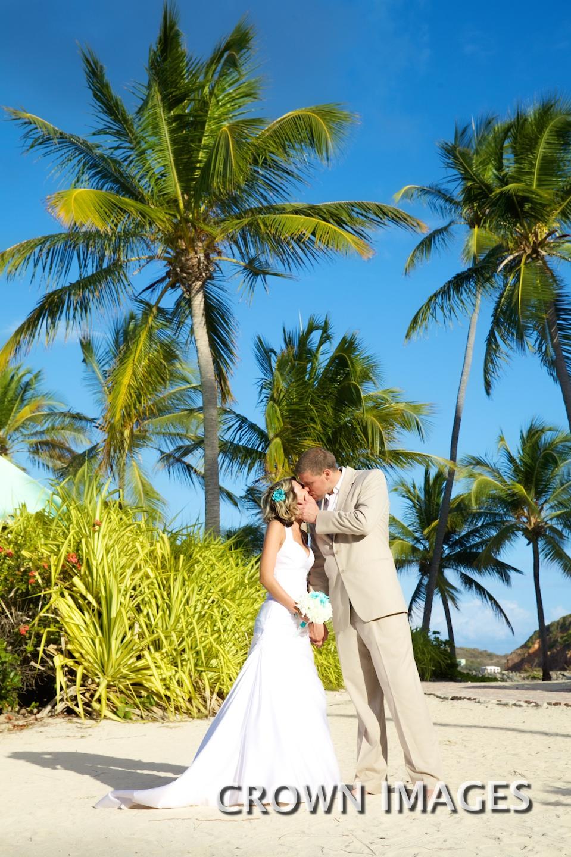 st thomas wedding on sapphire beach