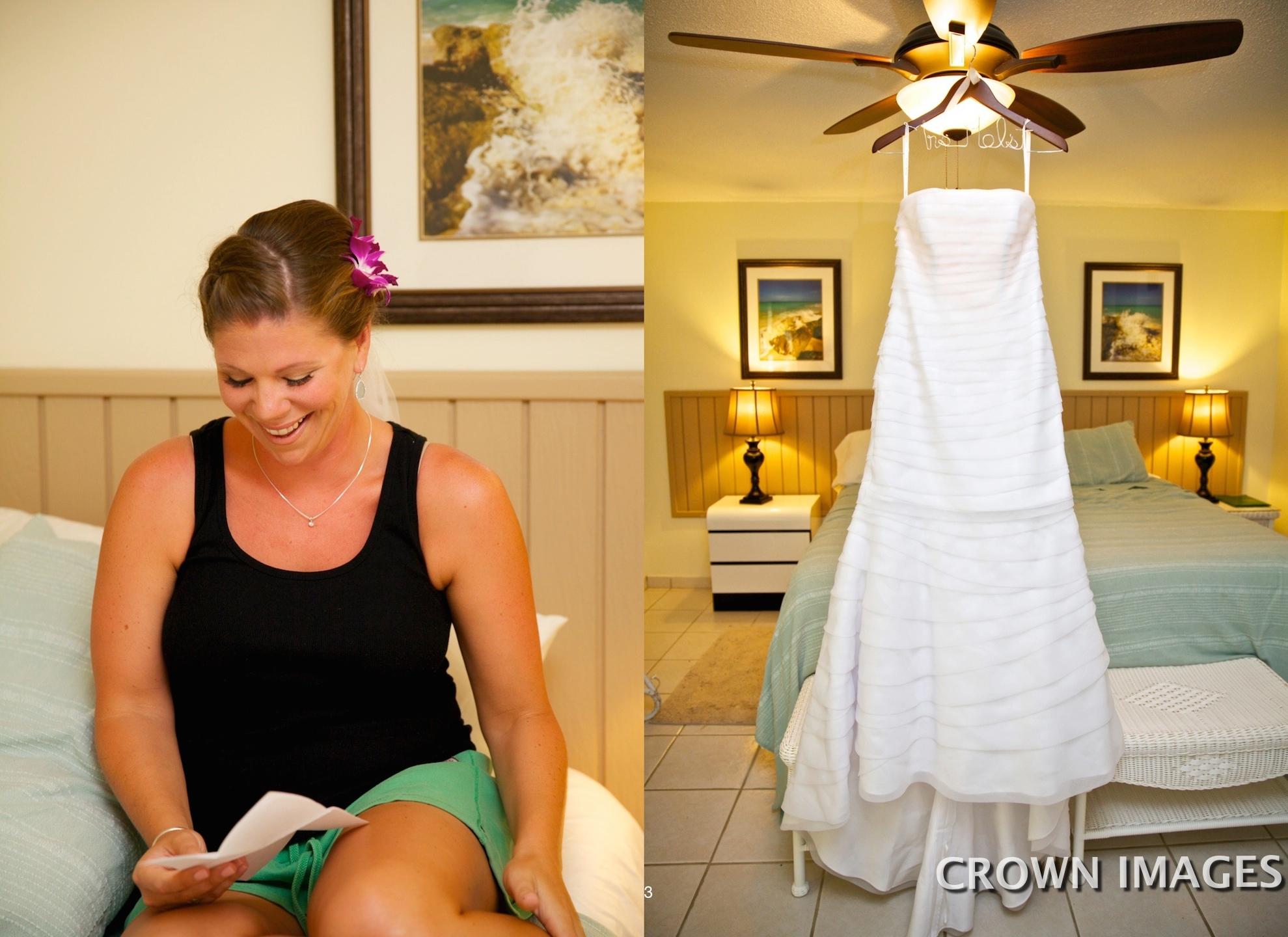 bridal portraits st thomas