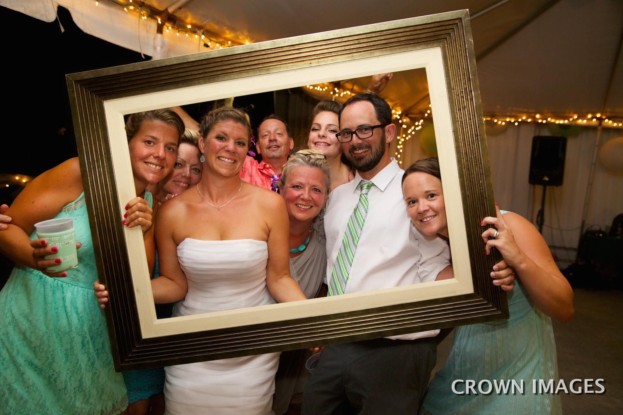 fun wedding prop ideas
