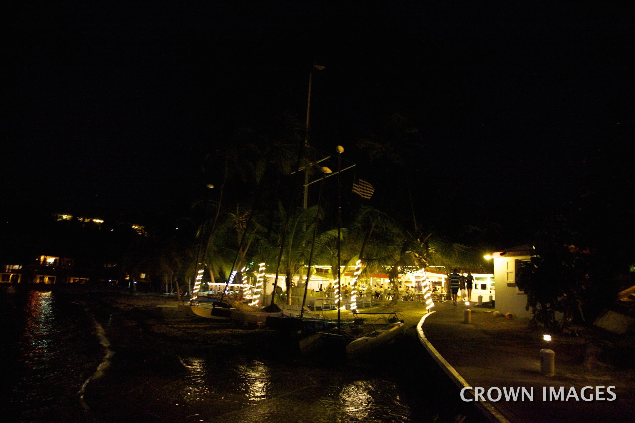 yacht club wedding st thomas