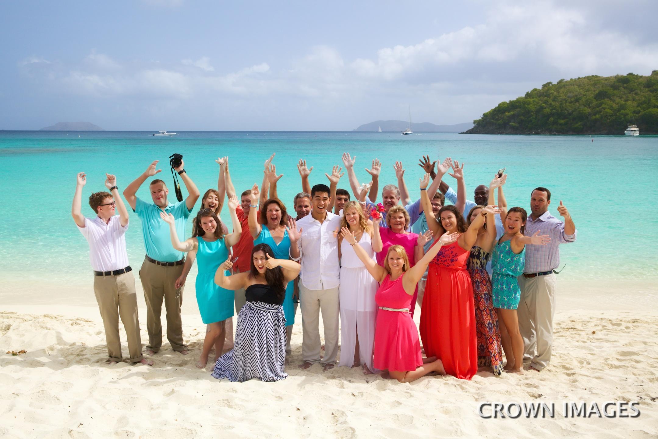 st john wedding group
