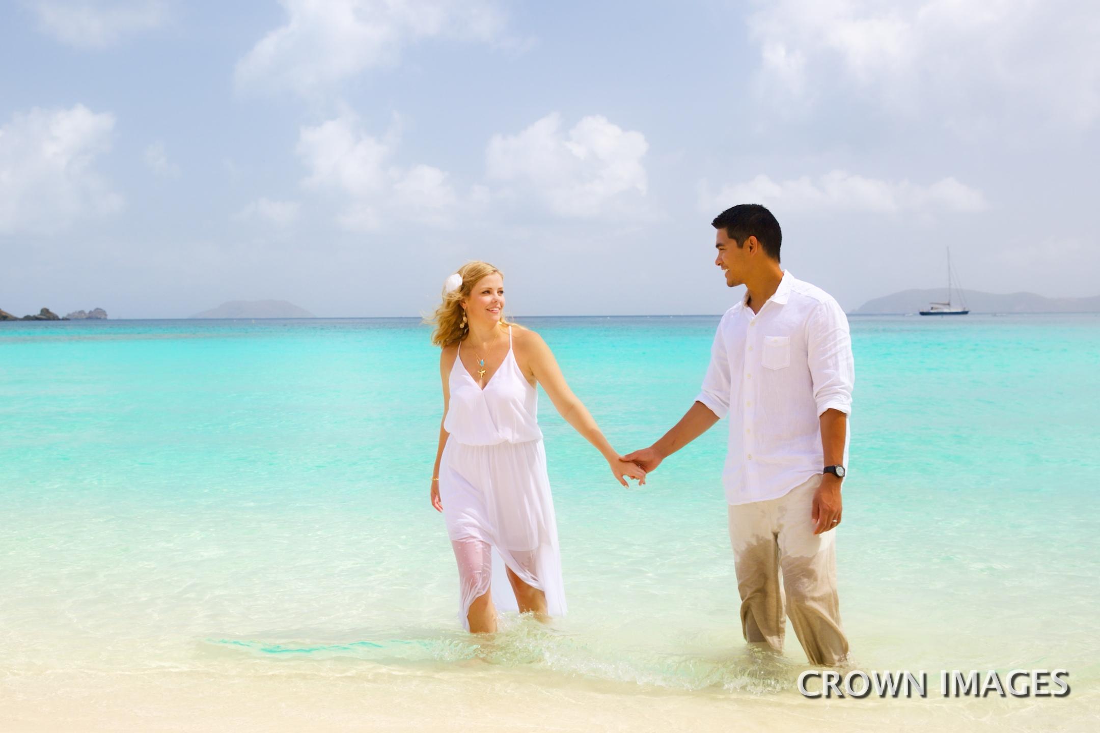 beach weddings on st johns
