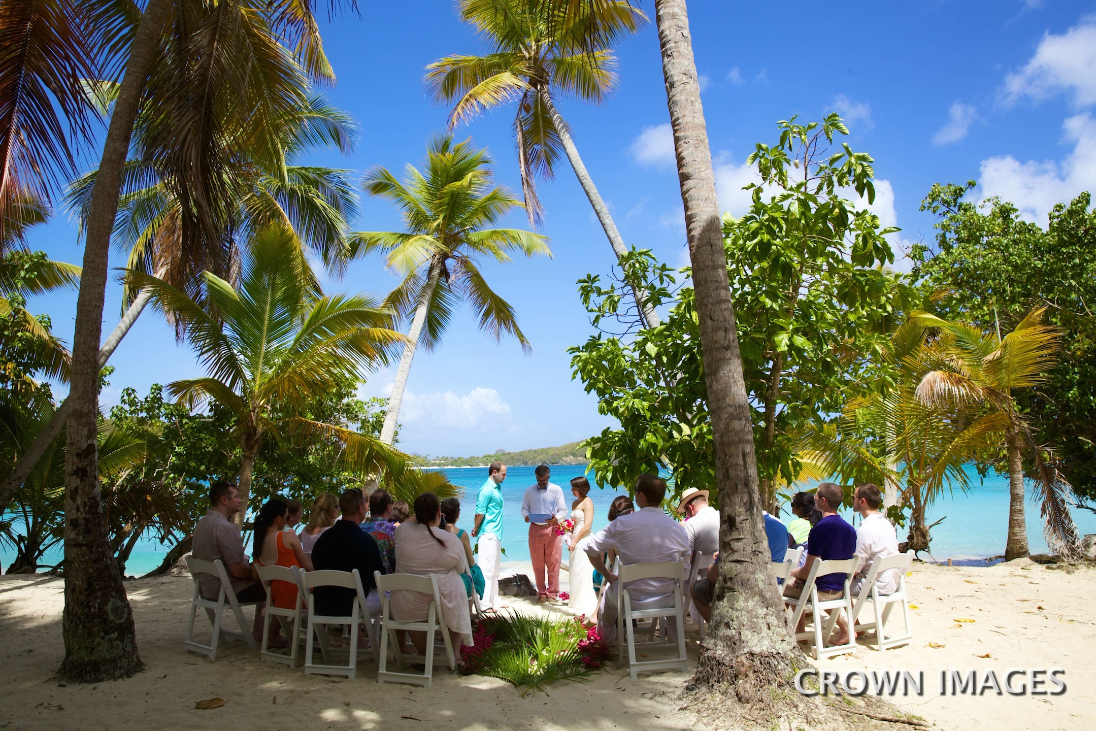 wedding photos virgin islands
