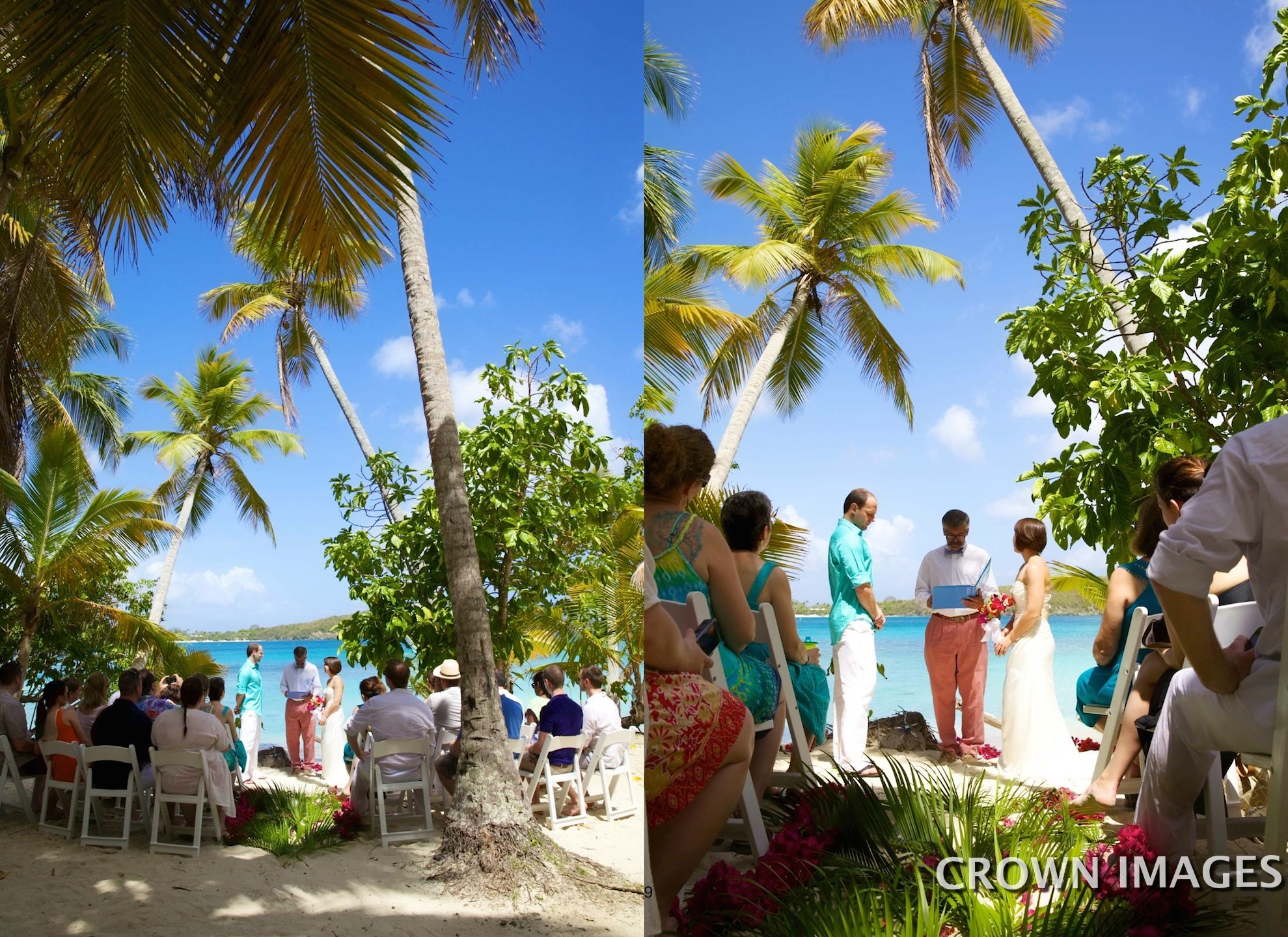 wedding locations on st john