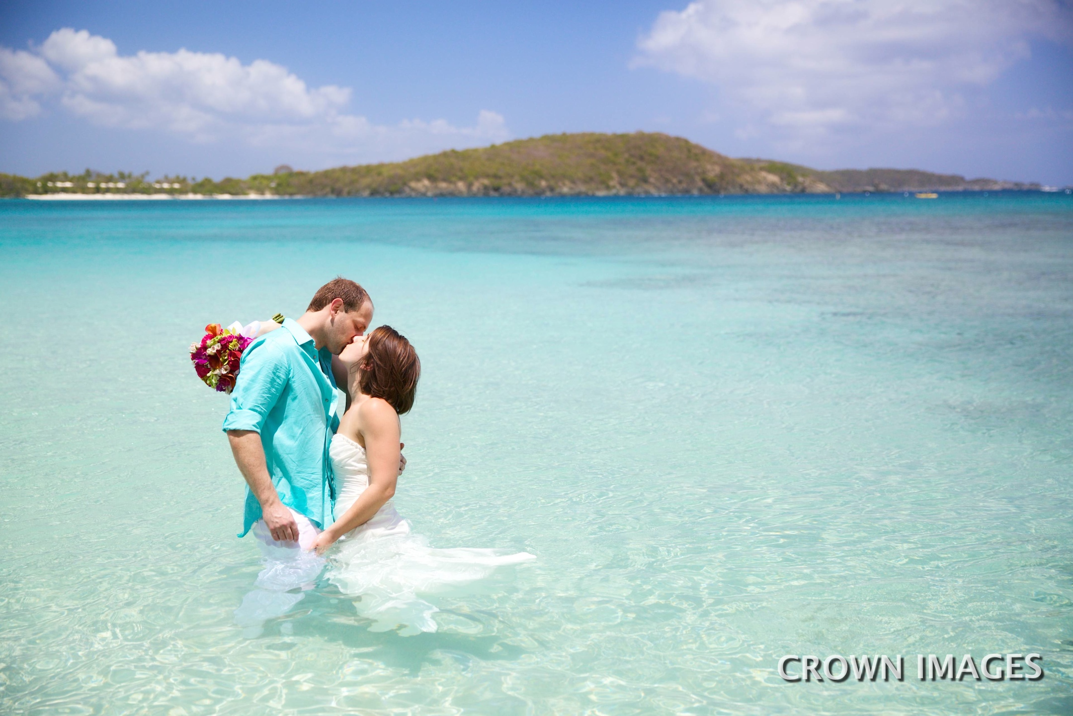 trash the dress on st john photos