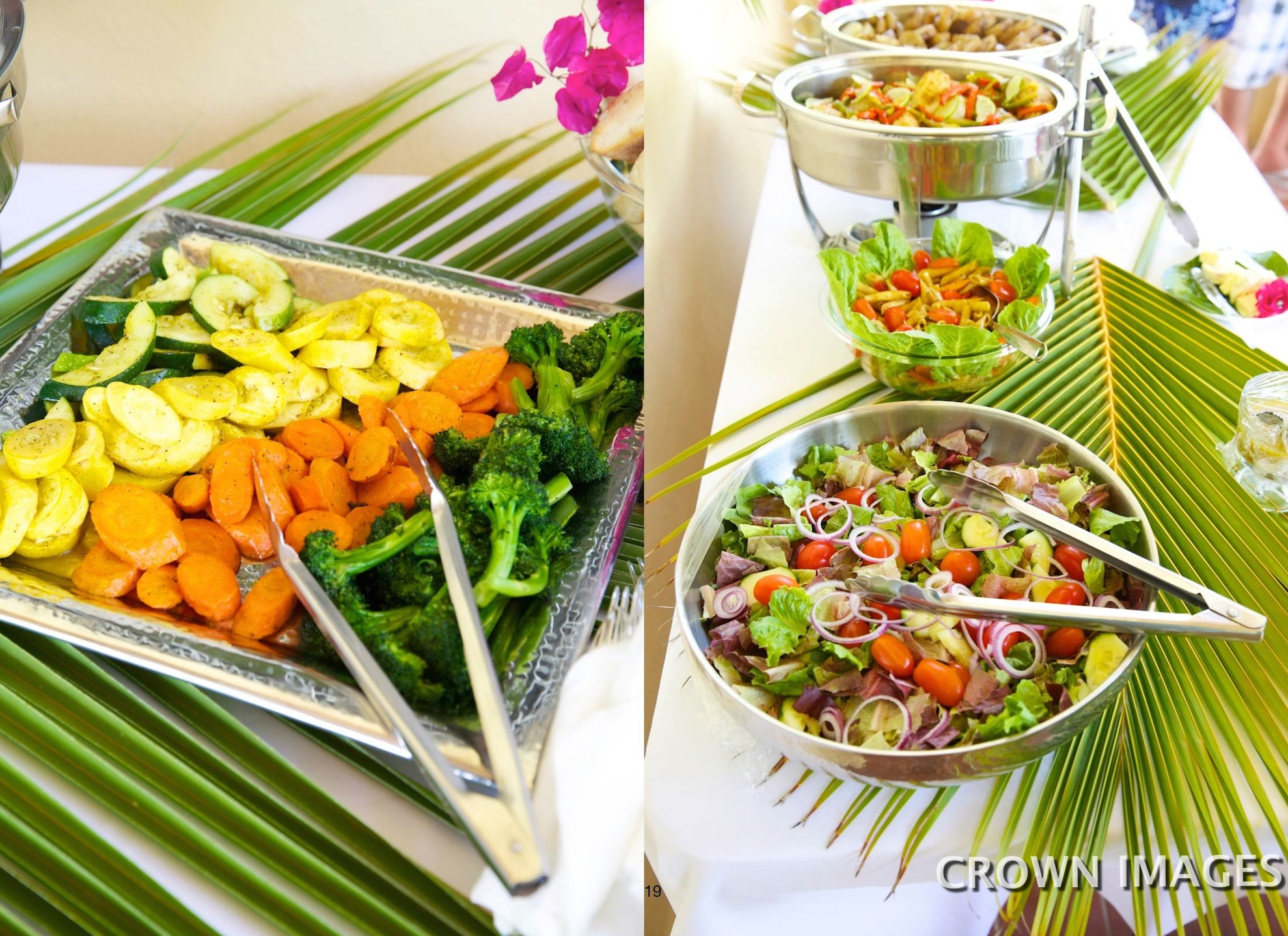 passion flowers catering st john