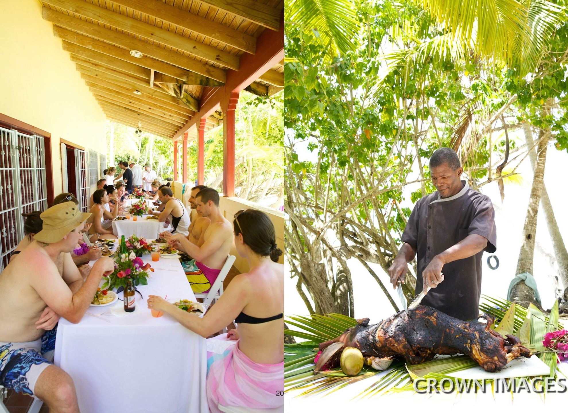 wedding reception locations on st john
