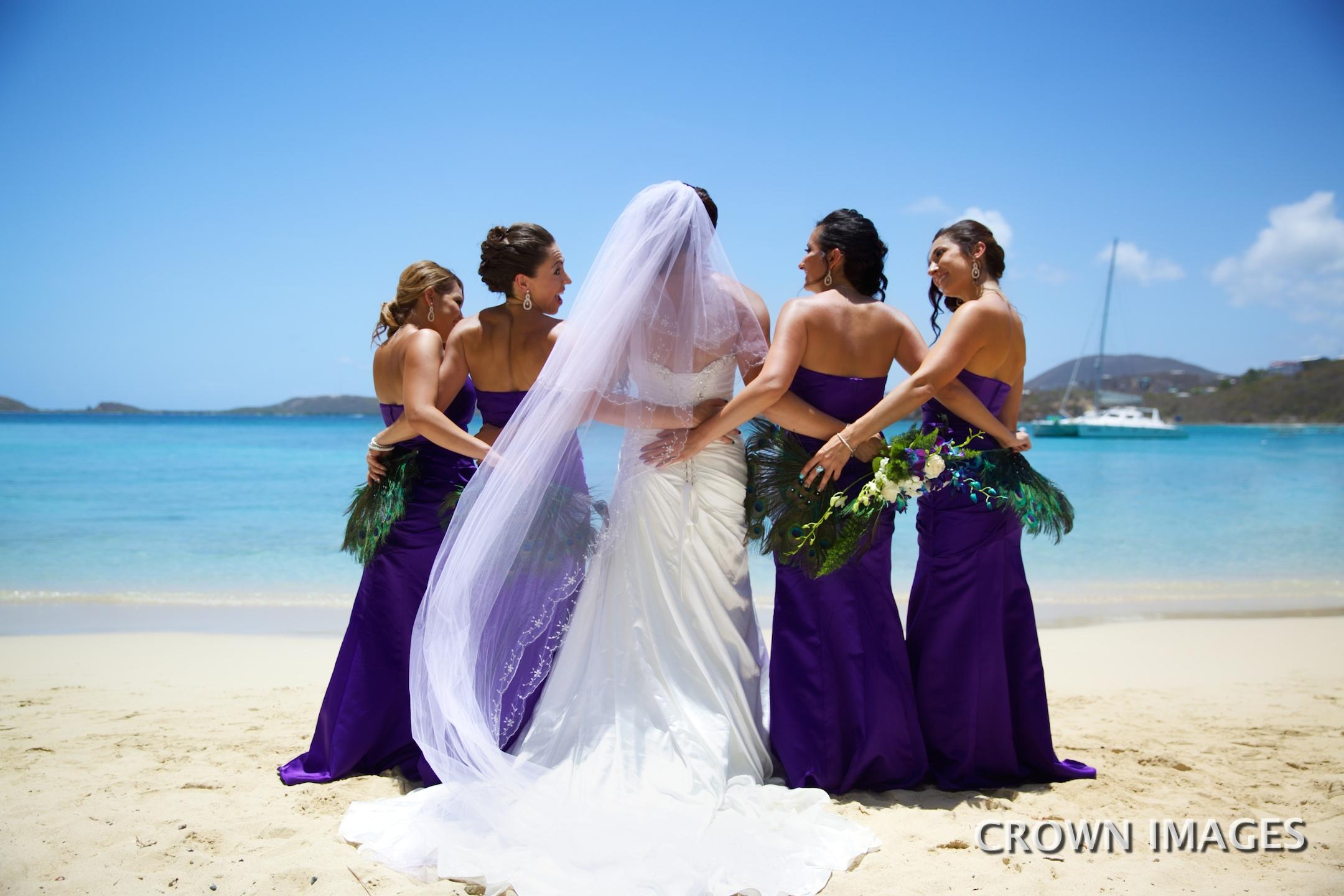 crown images st thomas wedding