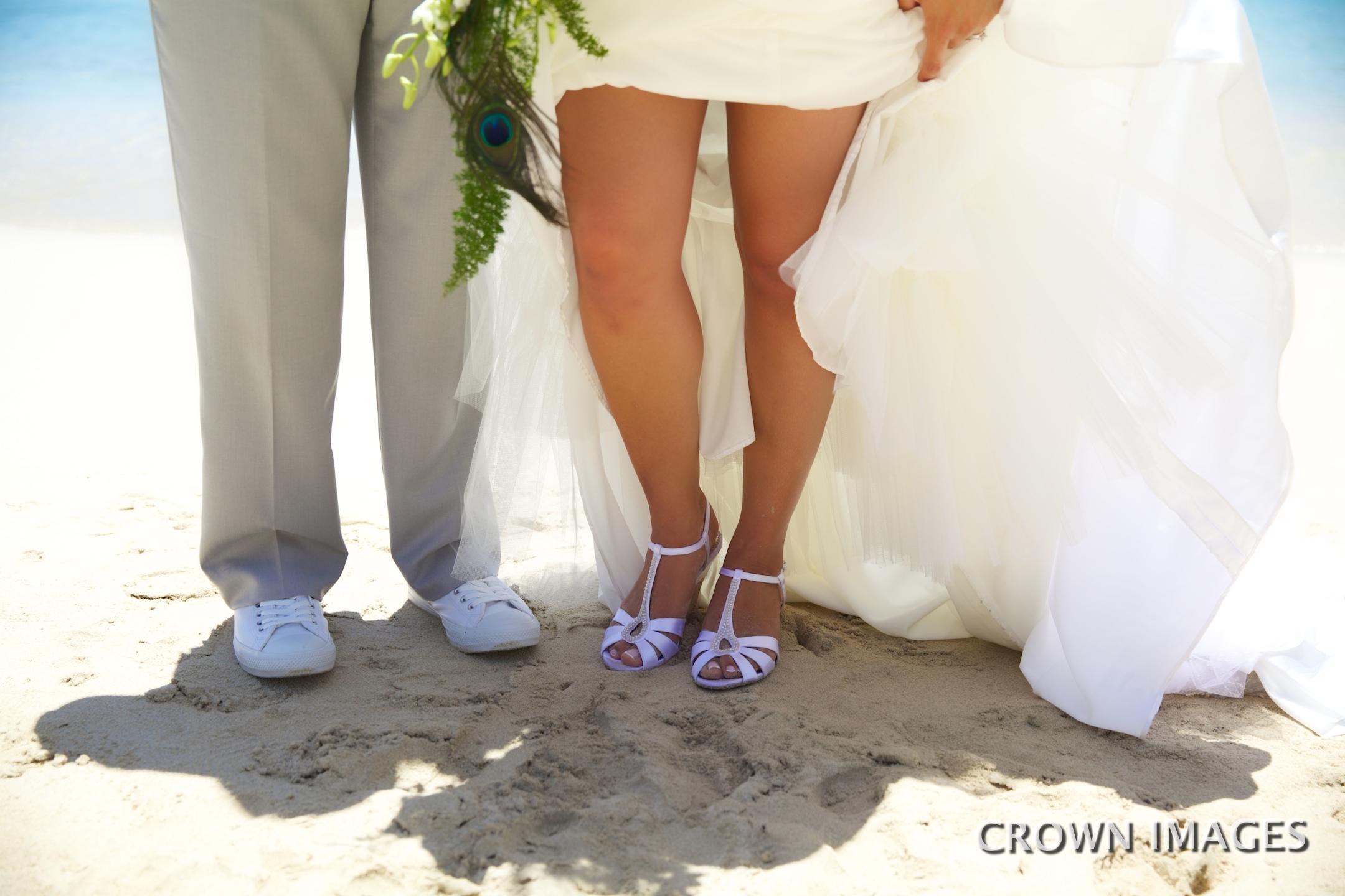 st thomas wedding photos on the beach