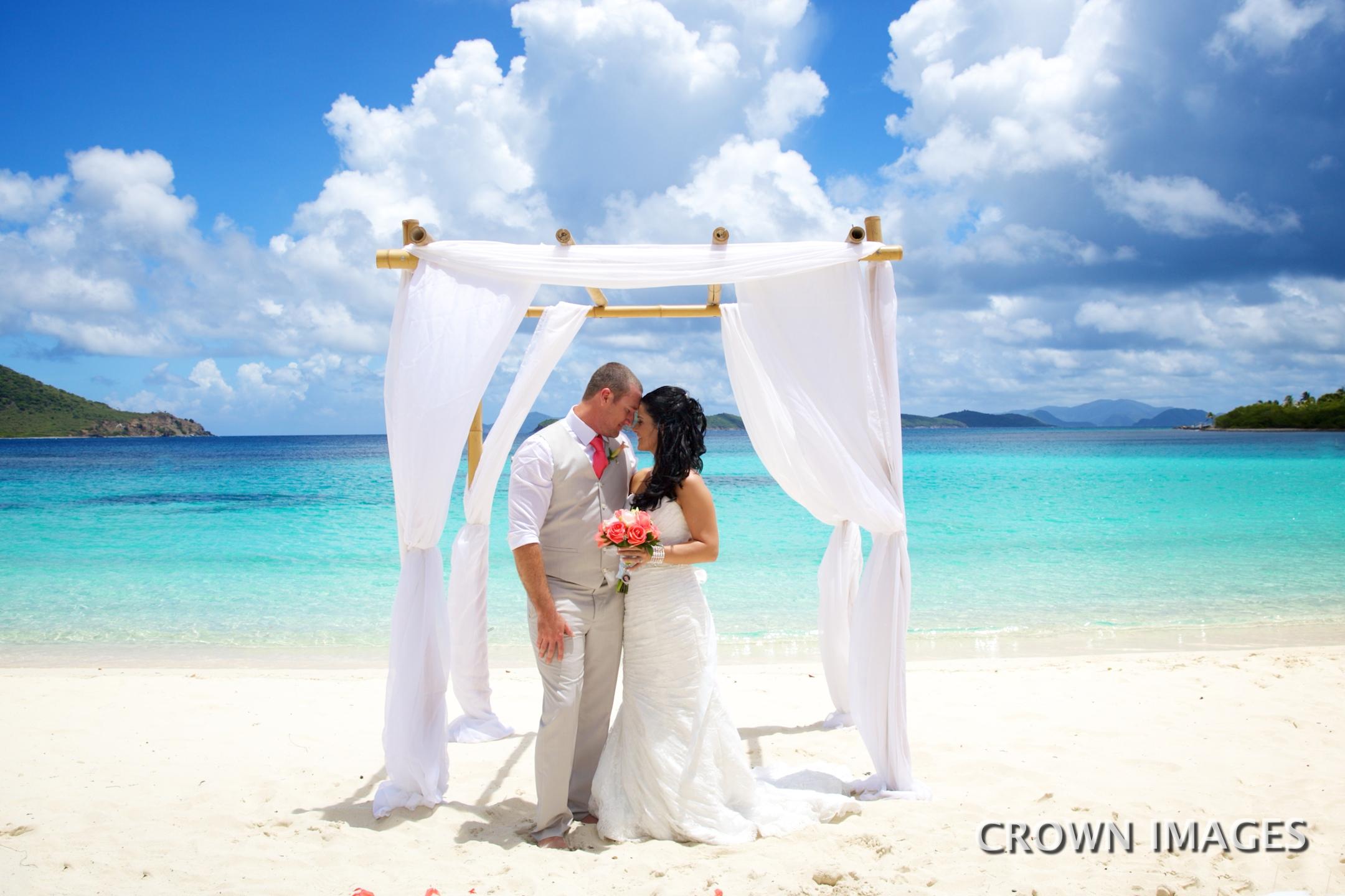 virgin islands wedding photographer crown images